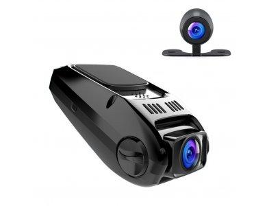 Apeman Dash Camera C550 1080p, G-Sensor, Super Night Vision, Parking monitoring