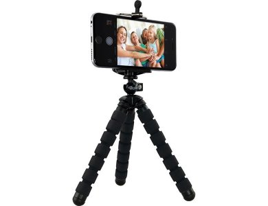 Rollei Selfie Mini Τρίποδο, Μαύρο