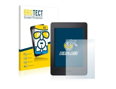Brotect Amazon Kindle Paperwhite (2015) AirGlass Premium Glass Screen Protector Clear