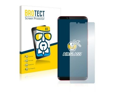 Brotect Umidigi S2 Lite AirGlass Glass Screen Protector για Οθόνη - 2733123