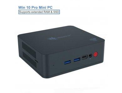 Beelink U55 Core i3 Mini PC - Intel i3-5005U, 8GB DDR3 RAM, 256GB SSD Storage, Windows 10