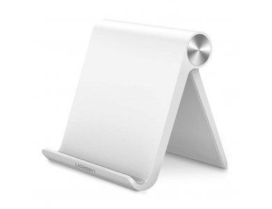 Ugreen Multi-Angle Βάση τοποθέτησης Κινητού/Tablet, Λευκή - 30285