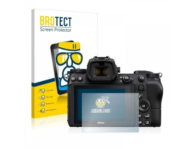 Brotect Nikon Z6 AirGlass Glass Screen Protector