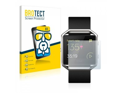 Brotect Fitbit Blaze AirGlass Glass Screen Protector