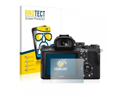 Brotect Sony Alpha 7 II (ILCE-7M2) AirGlass Glass Screen Protector
