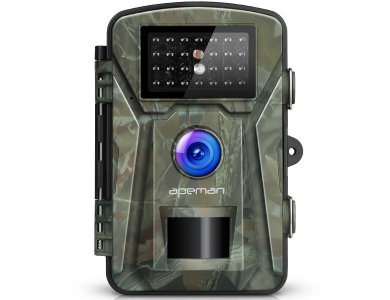 Apeman H45 Trail Camera Full HD 12MP, Night Vision, IP66, Hunting Camera / Wild Life