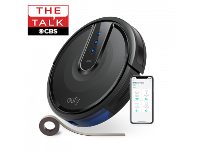 Anker Eufy RoboVac 35c Robot Vacuum with WiFi - Ultra Thin, Touch Control, Self-Docking and Remote - T2117G11