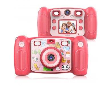 "Victure KC400 1080P Kids cam, 2"" Οθόνη, 12MP Photo / Full HD Video, Selfie, Shockproof"