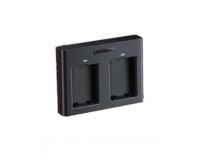 Ugreen Φορτιστής μπαταριών SONY NP-FW50 Διπλός, για Sony Alpha7 / 7ii / 6500 / 5100 / NEX-7 κ.α. - 50784
