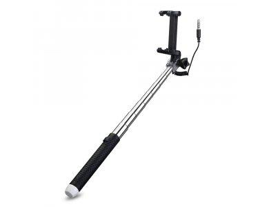 Mpow MBT22B Selfie Stick, Foldable Wired Handheld Monopod