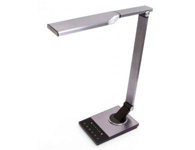 TaoTronics TT-DL16 LED Desk Λάμπα με Touch Control & USB Θύρα, 5 Color Modes, 6 Brightness Levels, Timer, Night Light, Iron Gray
