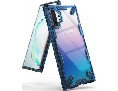 Ringke Fusion X Galaxy Note 10 Plus / 10 Plus 5G Θήκη, Space Blue