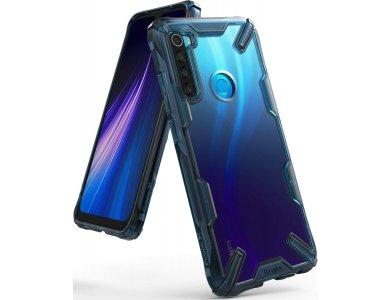 Ringke Fusion X Xiaomi Redmi Note 8 Case, Space Blue