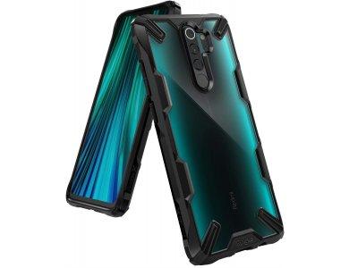 Ringke Fusion X Xiaomi Redmi Note 8 Pro Case, Black