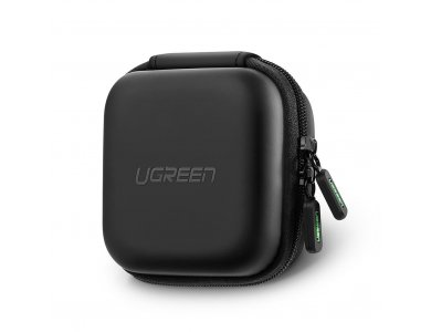 Ugreen Earbud & accessories case (Airpods / Galaxy Buds / Liberty ect.) Black - 40816