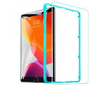 "ESR iPad 10.2"" (7th Gen 2019) / iPad Air 3 10.5"" (2019) / iPad Pro 10.5"" Tempered Glass with Installation frame"
