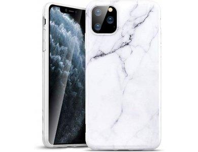 ESR Marble Slim Soft case for iPhone 11 Pro, White Sierra
