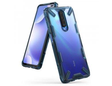Ringke Fusion X Xiaomi Pocophone X2 / K30 Θήκη, Space Blue