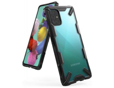 Ringke Fusion X Samsung Galaxy A51 Case, Black