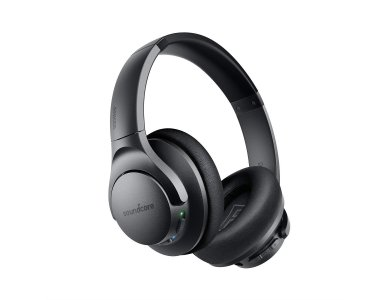 Anker Soundcore Life Q20 Bluetooth headphones with Active noise cancellation - A3025011, Black