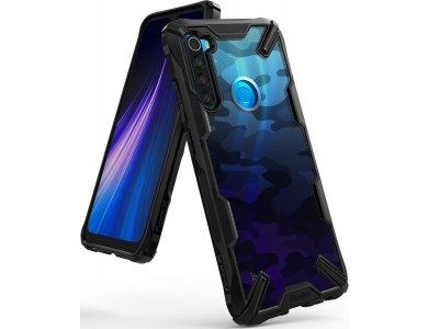Ringke Fusion X Xiaomi Redmi Note 8 case, Camo Black