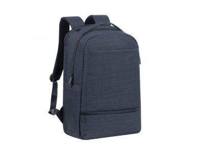 "Rivacase Biscayne 8365 Backpack / Laptop bag for Laptop up to 17.3"", Black"
