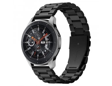 Spigen Galaxy Watch 46mm / Gear S3 Modern Fit Band, Μαύρο - 600WB24983