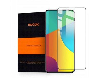 Mocolo Galaxy A51 Full Glue Curved Tempered Glass 9H, Αντιχαρακτικό Γυαλί