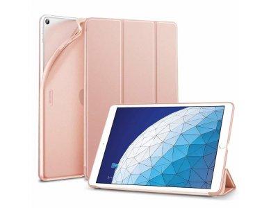 "ESR Rebound Slim iPad Air 3rd Gen 2019 10.5"" Trifold Θήκη με Auto Sleep/Wake, Stand, Flexible Back Cover, Rose Gold"