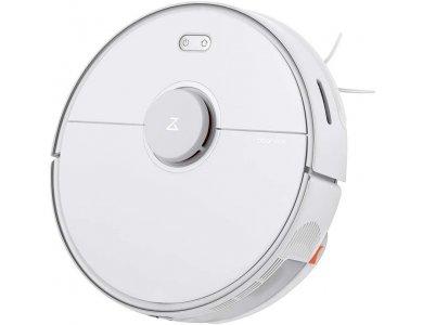 Roborock S5 Max- Smart Robot Vacuum / Mopping Cleaner, Lidar Navigation, White