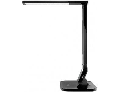 TaoTronics TT-DL01 Touch control Desk Λάμπα με USB Θύρα, 4 Color Modes, 5 Brightness Levels, Timer, Night Light, Μαύρη