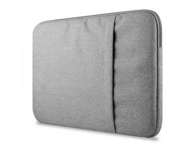 """Tech-Protect Sleeve/Case for Macbook 13.3"""", and Macbook/iPad Pro/DELL XPS/HP/Surface 3/Envy ect. Grey"""