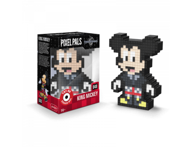 PDP Pixel Pals King Mickey, Lighted figure Kingdom Hearts #48