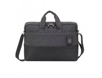 "Rivacase Lantau 8831 Laptop bag for Macbook Pro 16 & Ultrabook 15.6"", Grey"