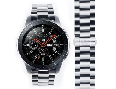 Ringke Galaxy Watch 46mm / Gear S3 Metal One Band, Stainless Steel