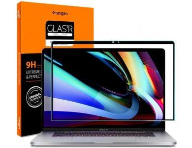 """Spigen Macbook Pro 13"""" (2017-2020) / Macbook Air 13"""" (2018-2020) GLAS.tR SLIM Tempered Glass 9H, Full Screen - AGL00083"""