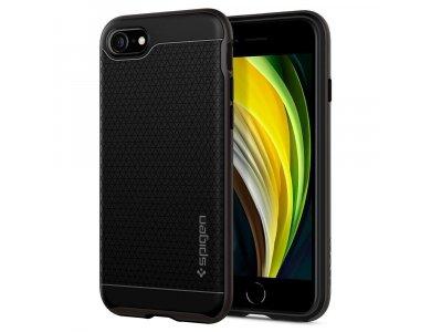 Spigen iPhone SE 2020 / 8 / 7 Θήκη Hybrid NX, Gunmetal - ACS00884