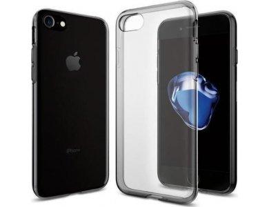 Spigen iPhone SE 2020 / 8 / 7 Case Liquid Crystal, Space Crystal - 042CS20846