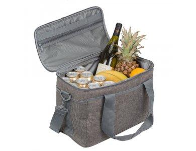 Rivacase Torngat 5726 Cooler bag / Lunchbox, Cooler Bag 23L, Grey