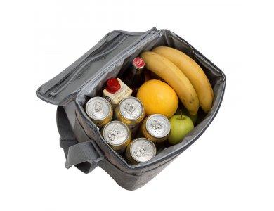 Rivacase Torngat 5712 Cooler bag / Τσάντα Φαγητοδοχείο θερμός 11L, Γκρι