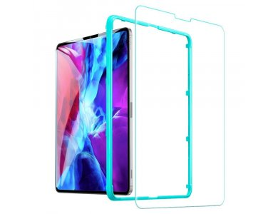 """ESR iPad Pro 2020 / 2018 12.9"""" Tempered Glass with Installation frame"""