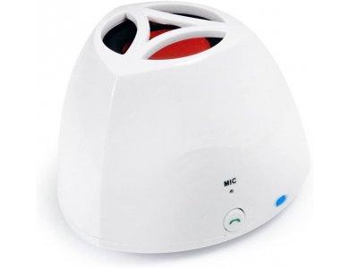 SEO SW50 Φορητό Bluetooth Ηχείο, Λευκό