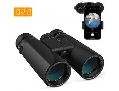 Apeman BC100 Binoculars 10x42 FMC Coated Lens