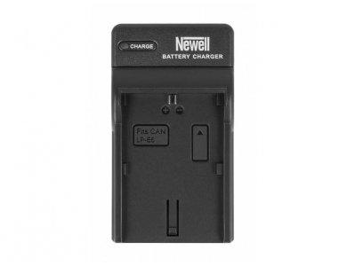 Newell Φορτιστής μπαταριών Canon LP-E6, για Canon EOS 5D Mark IV / 5DS / 7D / 80D κ.α. - NL0222