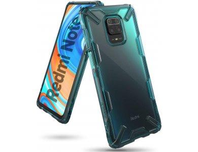 Ringke Fusion X Xiaomi Redmi Note 9S / 9 Pro / 9 Pro Max Θήκη, Turquoise Green