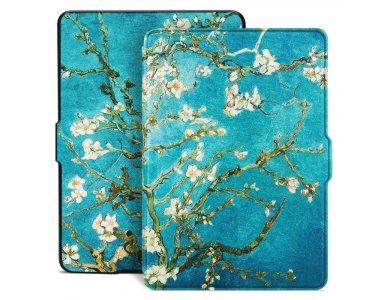 Tech-Protect Amazon Kindle Paperwhite 1 / 2 / 3 (Έως 2017) SmartShell Θήκη, Sakura