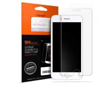 Spigen iPhone SE 2020 / 8 / 7 GLAS.tR Premium Tempered Glass Screen Protector - AGL01374