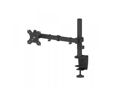 "Nordic Single Arm Desk Mount with Clamp, Βάση για Οθόνη 13""-32"", έως 6kg - AM3-21"