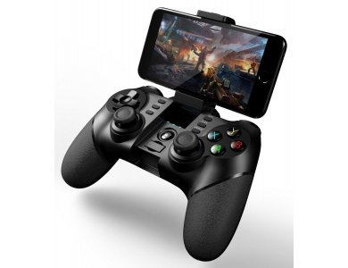 Ipega Batman PG-9076 wireless gamepad for Android/Windows/PS3, 2.4GHz/Bluetooth