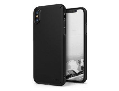 Ringke Slim iPhone X/Xs Θήκη, Μαύρη